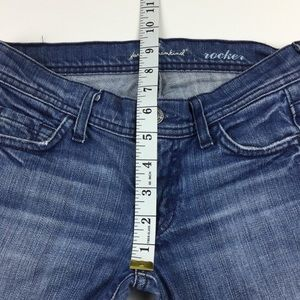 7 For All Mankind Jeans - 7 for all mankind rocker jean