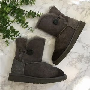UGG gray boots