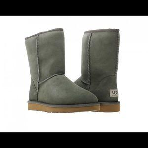 UGG Shoes | Olive Green Short Ugg Boots