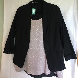 New Blazer from Maurices