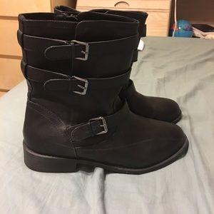 Boots. Lane bryant brand.
