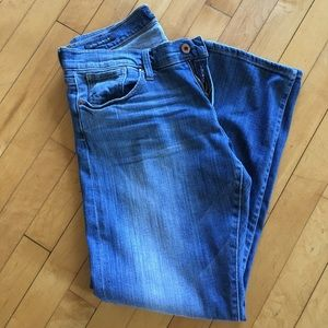 Lucky Brand Sienna Tomboy Crop Jean