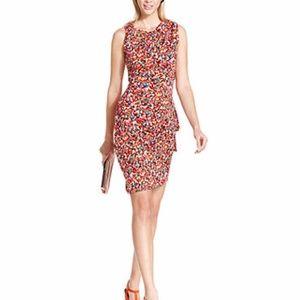 Colorful short dress