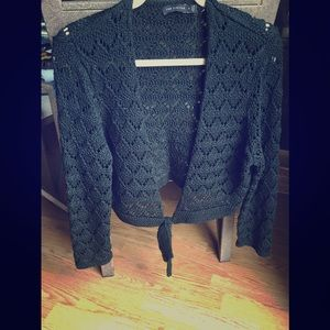 Limited black sweater
