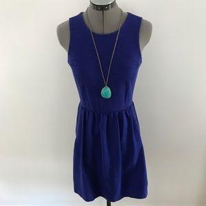 Madewell Sleeveless Dress w. Pockets
