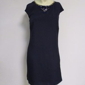 Ted Baker Dress Kimmiye Embellished  1 US 4 NWOT