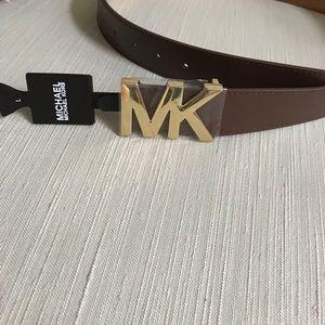 BNWT Michael Kors brown belt