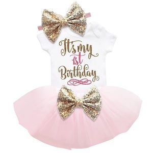 Other - Baby girl 1st birthday outfit