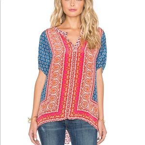 Tolani Kelsey Top SILK size small 💕