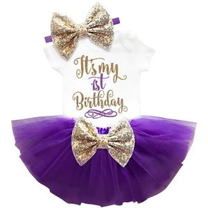 Other - Baby girl 1st birthday outfit.