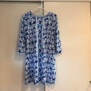 Lilly Pulitzer Ophelia swing dress.