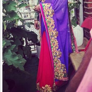Other - Indian Sari embroidery