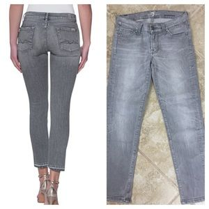 7 FOR ALL MANKIND Roxann Cop Jeans