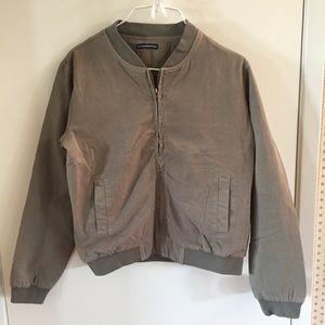 Brandy Melville Kasey Bomber Jacket