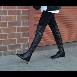 1b759e4e2eed Stuart Weitzman Shoes - NWT Stuart Weitzman 5050 Reserve Knee High Boots