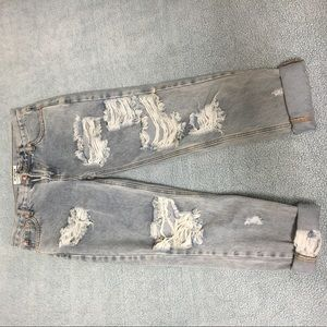 One teaspoon distressed jeans