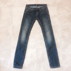 Urban Outfitters BDG mid rise ankle jeans