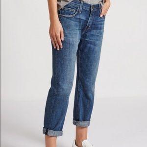 Current/Elliot boyfriend slouchy jeans