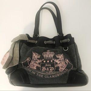 Final sale! Juicy Couture Heather Scottie purse