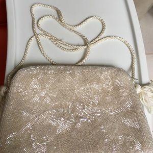 NWOT Beaded bag