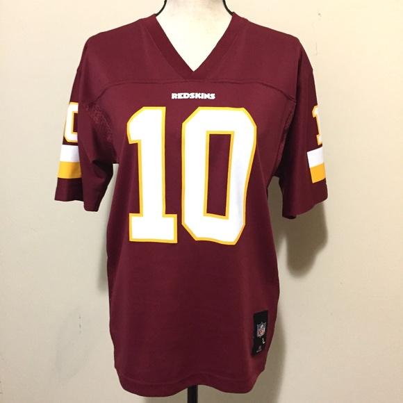 Official NFL Washington Redskins Football Jersey 05663284d