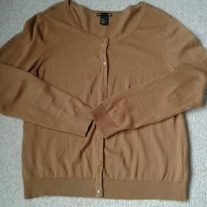 H&M Basic Cotton Cardigan