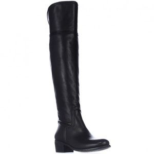 Vince Camuto Baldwin over the knee boots Black 8M