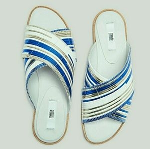 Cruise Wear - Miista Rattan Slides