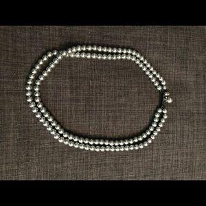 Banana Republic pearl necklace
