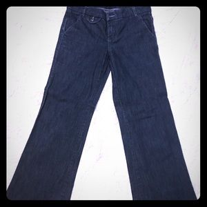 Super cute wide leg Old Navy Jeans