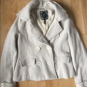 Ivory Lightweight Jacket