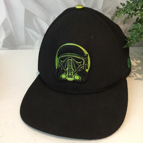 cheap for discount ad4f3 0e13d ... buy new era star wars rogue one youth hat black green 3b6aa 9302d
