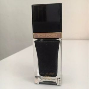 Tom Ford Metallic Onyx Nail Lacquer