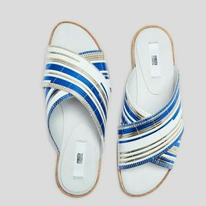 Miista Rattan Slide - Great Cruisewear.