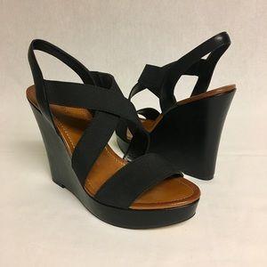 Nine West Lorette Women Wedge Sandals