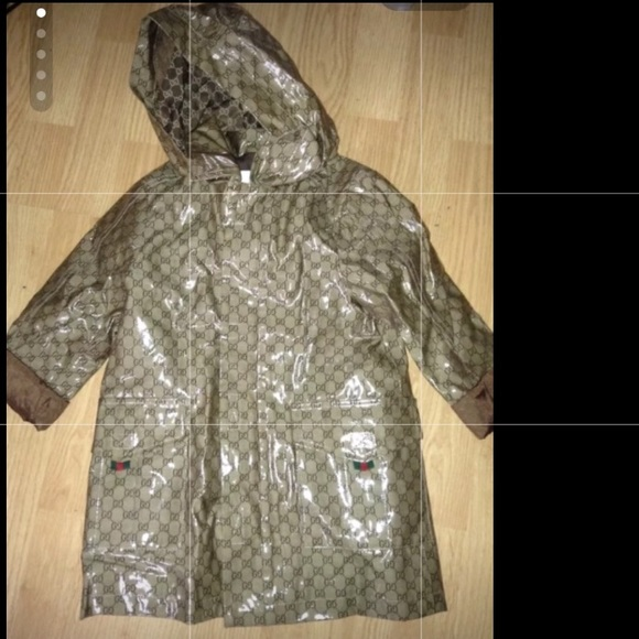 b86e258cf Gucci Jackets & Coats | Kids Rain Coat | Poshmark