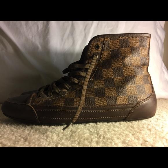 675d41eaef08 Louis Vuitton Other - Louis Vuitton men s shoes size 7 1 2