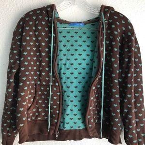 Sweaters - DELIAS EMO ERA HOODIE