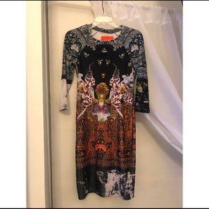 Clover Canyon velvet dress- size S