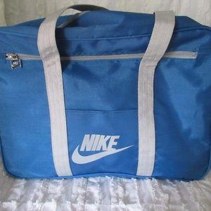 Vintage Nike carry on bag