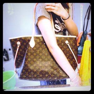 Handbags - Monogram Large Tote Bag