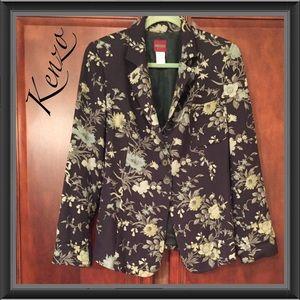 Kenzo Floral Blazer