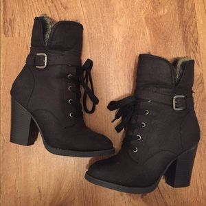 Over the Ankle Booties