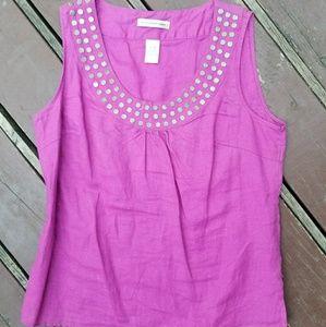 Tops - 💖Linen blouse 💖