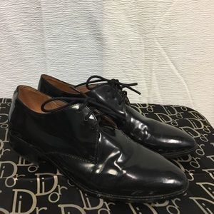 Madewell Patent Leather Loafers