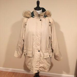 London Fog winter utility jacket