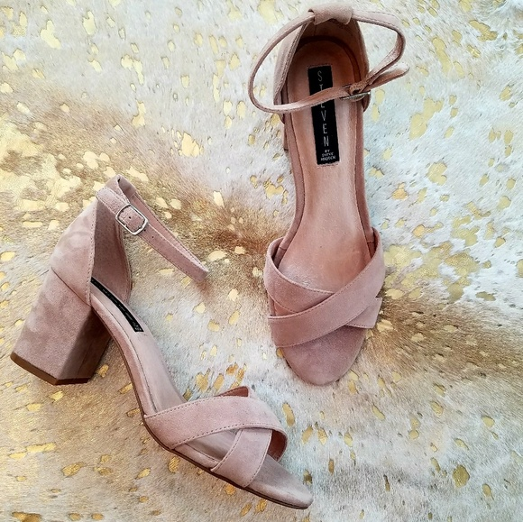 d2f26b3561b Steven by Steven Madden Voomme Pink Suede 9. M 59c0287813302ad83a00d10a.  Other Shoes ...