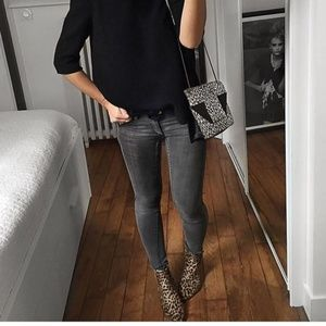 Zara Trafaluc Dark Gray Jeans