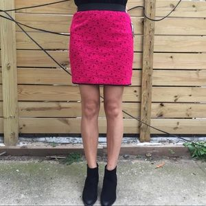 Urban Outfitters Silence + Noise Hot Pink Mini - L
