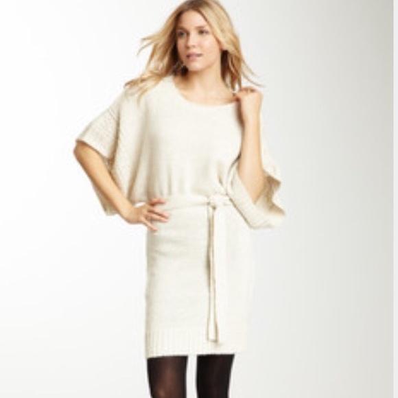Vince Sleeve Belted Poshmark Dress DressesKimono Sweater Camuto sdCthrQ